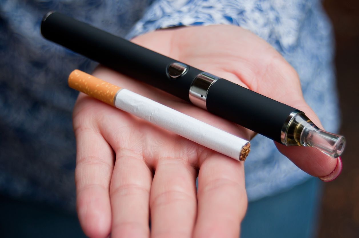 quitters turn to e-cigarettes