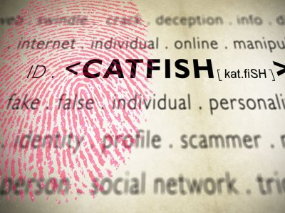 Why is online dating called catfish