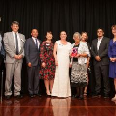 Award honours Indigenous health collaboration