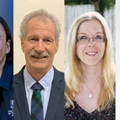 UQ's new ASSA fellows, announced today, from left: Professor Sara Dolnicar, Professor Peter Clarkson, Professor Julie Henry and Professor Justin Kenardy.