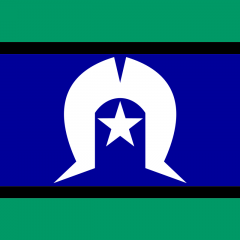 Wikipedia Torres Strait Islander Flag