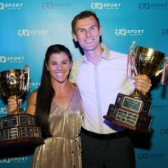 Bird-Smith and Carroll UQ's Sportspeople of the Year
