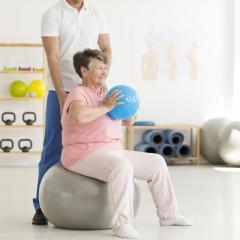 Improving physical activity in people with Parkinson's disease