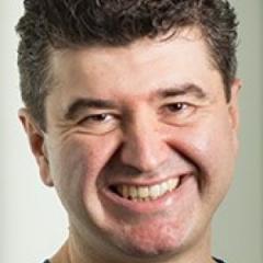 Professor Saso Ivanovski