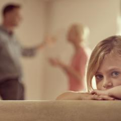 divorce affect children