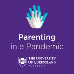 parenting in a pandemic podcast