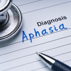 aphasia diagnosis